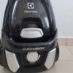 Asporador De Pó Electrolux Easybox 1600 w Sem Saco