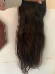 Vendo duas telinhas de cabelo brasileiro (mega Hair)