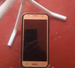 Vendo celular j5 em ótimo estado