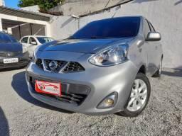 Nissan March 1.0 SV Flex - 2017 - Extraaaa!!!