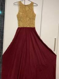 Vendo vestidos de formatura e casamento - usados apenas uma vez