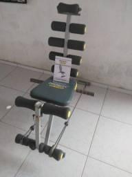 Vendo máquina rock gym para fazer exercícios
