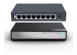 Título do anúncio: Switch Gigabit 8 portas HP Aruba OfficeConnect 1420 8 Portas 10/100/1000 - JH329A