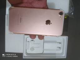 iPhone 7 32Gb Rose Gold impecável