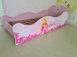 Cama de crianca barbie