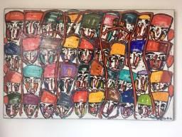 Quadro, pintura artista plástico