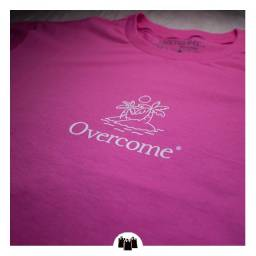 Camiseta Overcome Simple Island