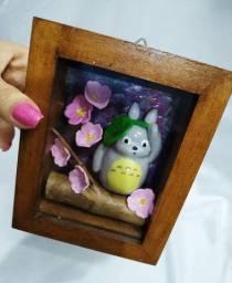 Totoro - Quadro decorativo (Novo )