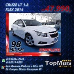 Chevrolet Cruze LT 1.8 4P