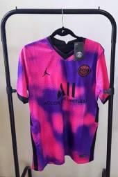Camisa PSG nº 4 (Paris Saint-Germain)