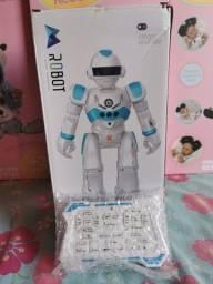 Robô de controle remoto!