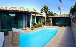 Casa com piscina em Praia Seca no condomínio Palm Beach