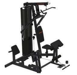 Equipamentos para Musculação. Estação P. Plus. 65 Exercícios. 150 kg.