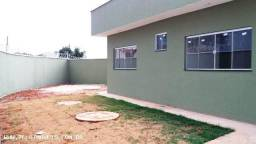 Casa para Venda em Aparecida de Goiânia, Residencial Village Garavelo - 2ª Etapa, 2 dormit