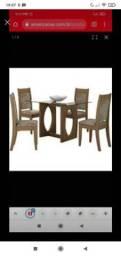 Mesa jasmini 4 cadeira