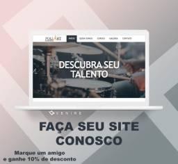 Criação de site responsivo #vemparavenire