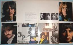 LP Beatles, White Album, Álbum Branco- duplo e completo
