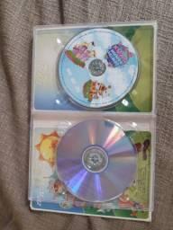 VENDO 10 DVD INFANTIL DESENHO