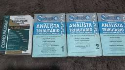 PRA CONCURSO - Os 4 livros por 15 reais TODOS