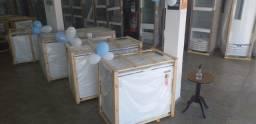 Freezer metalfrio horizontal  novos com 02 anos de garantia pela fabrica