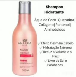 Shampoo e Condicionador Magic Repair