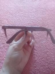 Amarçao de óculos da vogue...