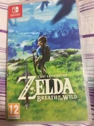 Zelda Breath of the Wild Nintendo Swith