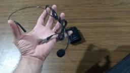 Microfone sem fio articulado