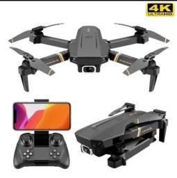 Drone Fq35 Com Câmera 1080p Hd Preto 2.4 Ghz