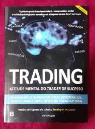 Trading in the Zone em Português e + 3 Livros (Livros usados em ótimo estado)
