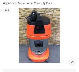 Título do anúncio: ASPIRADOR DE PÓ JACTO CLEAN Aj3627