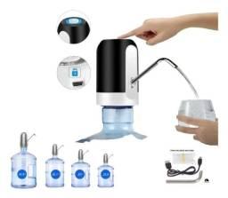 Bomba Elétrica Filtro Bebedouro P/ Garrafões Bombona D Água