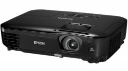 Projetor Epson S12+ 2800 Lumens Vga Svga Garantia Parcelo NF