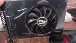 placa de Video - R7 240 2gb XFX oc