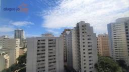 Apartamento com 1 dormitório para alugar, 40 m² por R$ 2.500/mês - Higienópolis - São Paul