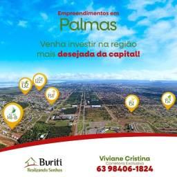 Lotes parcelados próximo das Faculdades Ulbra e Católica  Palmas/TO