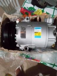 Compressor do ar condicionado gol voyage saveiro g5 g6 g7 polo fox