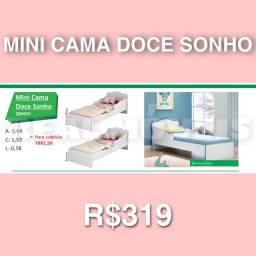 Mini cama doce sonho mini cama doce sonho - 28494929