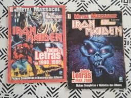 Revista Metal Massacre - Iron Maiden