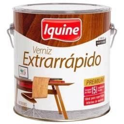 Verniz Extrarrapido Imbuia 900ml - Iquine