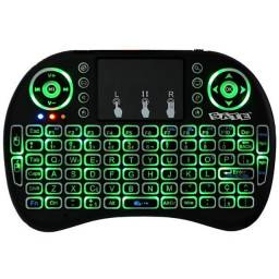 Mini teclado p/ tv/ xbox/ pc/ tv box etc