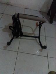 Suporte pra carregar bicicleta