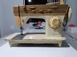 Máquina de costura Singer modelo Flexiponto doméstica
