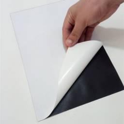 29 folhas de Manta magnética A4 (ímã )