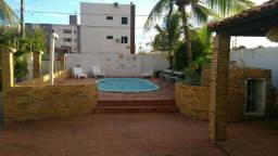 Casa na praia do Poço em Cabedelo com piscina e churrasqueira