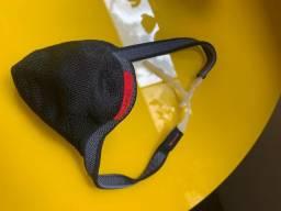 Máscara knit fiber
