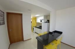 Apartamento quarto e sala para alugar na Ponta Verde