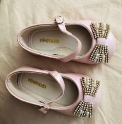 Sapato infantil menina