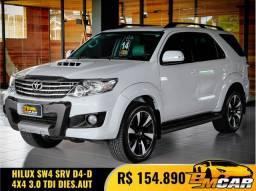 Toyota Hilux SW4 SRV D4-D 4x4 3.0 TDI Dies. Aut 2014 Diesel