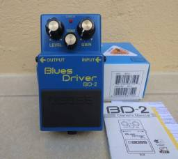 Pedal Boss BD-2 Blues Driver para Guitarra